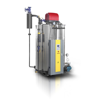 LSS Series Oil(Gas) Fired Steam Boiler