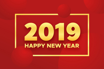Our office closure during Chinese New Year's holidays 2019